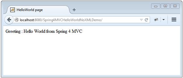 Spring4MVCHelloWorldDemoNoXML_img2