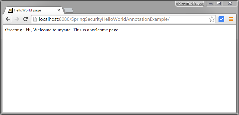 SpringSecurityHelloWorldAnnotationExample_img1